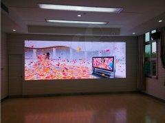 信阳U1.9室内小间距LED显示屏项目