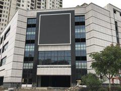 扬州东区某商业广场P8高亮全彩