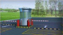 揚州車輛道閘系統