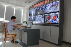 揚州華城監控設備安裝工程