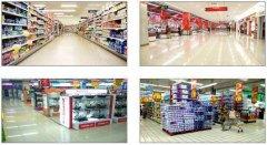 揚州西區聯華超市監控管理系
